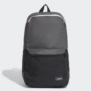 กระเป๋าสะพายหลัง 3-Stripes Black / Grey Six / White ED0272