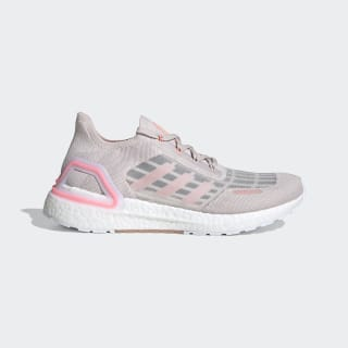 Ultraboost Summer.RDY Shoes Echo Pink / Light Flash Red / Cloud White EG0747
