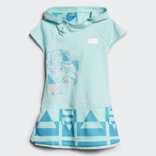 Vestido de Verano Disney Frozen ENERGY AQUA F17/MYSTERY PETROL F17/ICEY PINK F17 CE9819