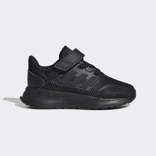 Run Falcon Schuh Core Black / Core Black / Core Black EG2225