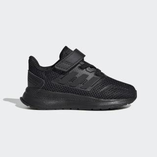 Run Falcon Shoes Core Black / Core Black / Core Black EG2225
