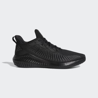 Alphabounce+ Shoes Core Black / Core Black / Core Black EG1391