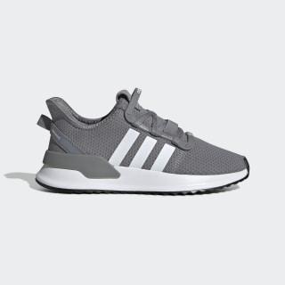 Chaussure U_Path Run Grey / Cloud White / Core Black G28111