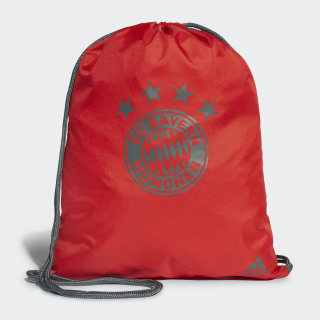 Bolsa Gym Bag FC Bayern RED/UTILITY IVY DI0233