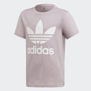 Trefoil T-Shirt Soft Vision / White EJ3246