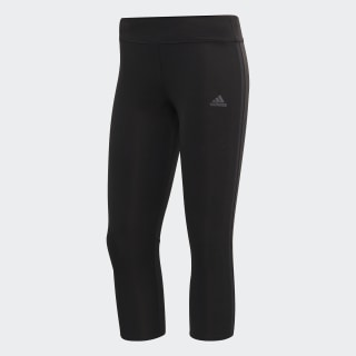 Response 3/4 Legging Black / Black CF6222