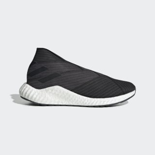 Футбольные кроссовки Nemeziz 19+ TR adidas x Marvel Spider-Man core black / core black / active red EE7913