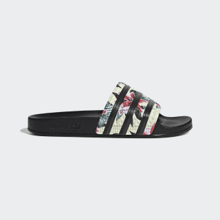 Adilette Slides Core Black / Core Black / Cloud White FW5033