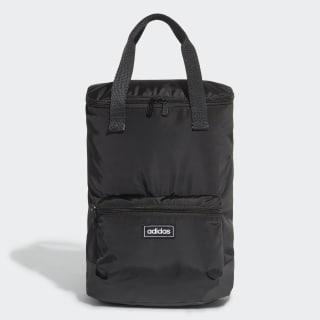 กระเป๋าสะพายหลังขนาดเล็ก Tailored for Her Core Black / Core Black / Glow Pink ED0226