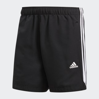 Essentials 3-Stripes Chelsea Shorts Black / White S88113