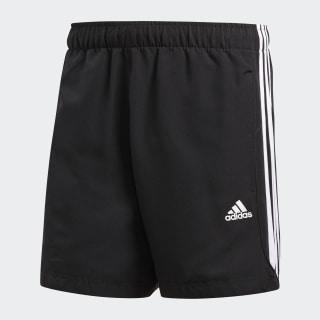 Pantaloneta Tres Rayas Sport Essentials Chelsea Black / White S88113