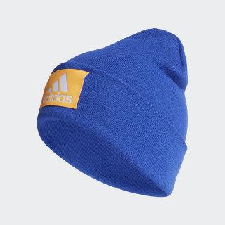 Шапка Logo Bold Blue / Flash Orange / White DZ8932
