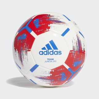 Мячь Team J290 White / Red / Blue / Silver Metallic CZ9574
