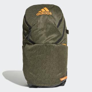 H5BackPackRKhakiLegEarth Black / Solar Orange EV6379