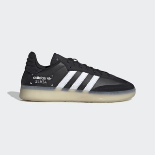 Samba RM Shoes Core Black / Cloud White / Light Brown EE5504