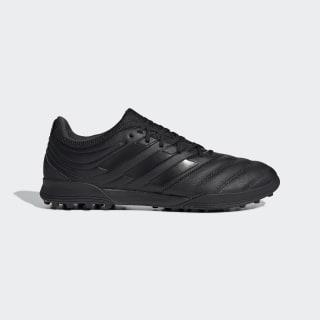 Футбольные бутсы Copa 19.3 TF core black / core black / core black F35505