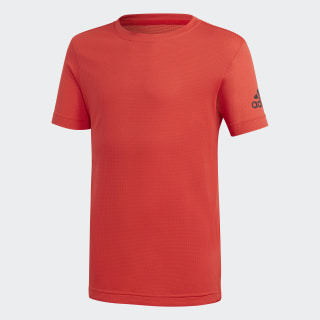 Playera de Training Climachill VIVID RED DJ1182
