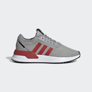 U_Path X Shoes Multi Solid Grey / Scarlet / Core Black EF9190