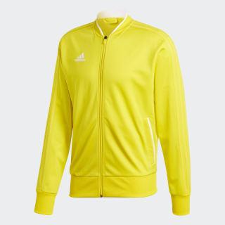 Куртка CON18 PES JKT yellow / white CF4320