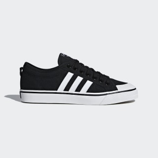 more photos dd4b3 c0c61 adidas Nizza Shoes - Black   adidas UK