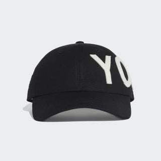 Y-3 Yohji Cap Black FH9271
