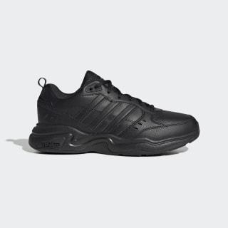 Strutter Wide Shoes Core Black / Core Black / Grey Six EG5143