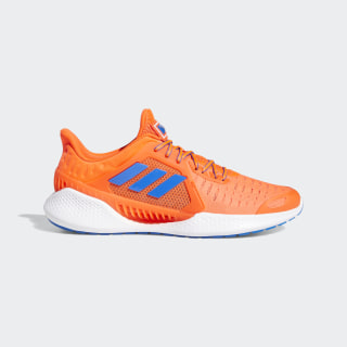 Кроссовки для бега ClimaCool Vent Solar Red / Glow Blue / Solar Red EH0327