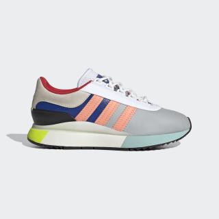 SL Andridge Shoes Grey Two / Chalk Coral / Linen FU7134
