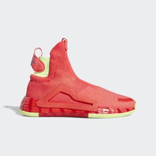 N3xt L3v3l Shoes Shock Red / Scarlet / Hi-Res Yellow G27761