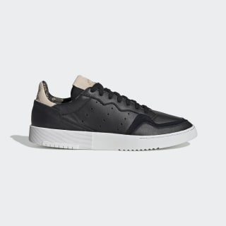 Supercourt Shoes Core Black / Linen / Gold Met. EG5015