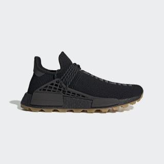 Pharrell Williams Hu NMD Proud Shoes Core Black / Utility Black / Gum 3 EG7836