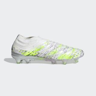 Футбольные бутсы Copa 20+ FG Cloud White / Core Black / Signal Green G28742