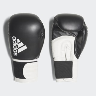 Hybrid 100 Boxing Gloves Black / White / Silver CI9200