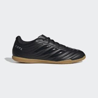 Футбольные бутсы (футзалки) Copa 19.4 IN core black / core black / core black F35485