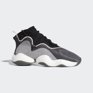 Crazy BYW Shoes Core Black / Grey / Grey Three BD8013