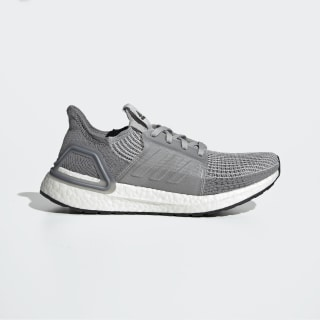Tênis Ultraboost 19 Grey Three / Grey Two / Core Black EF8847