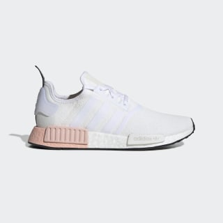 NMD_R1 Shoes Cloud White / Cloud White / Vapour Pink EE5109