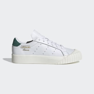 Everyn Shoes Cloud White / Cloud White / Collegiate Green CG6076