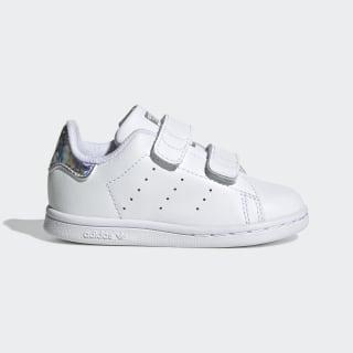 Stan Smith Shoes Cloud White / Cloud White / Core Black EE8485