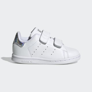 Stan Smith Shoes Cloud White / Cloud White / Core Black EE8485