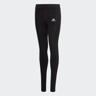 ID Winter tights Black / White ED4655