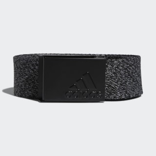 Heathered Web Belt Black FI3131