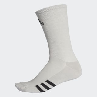Golf Crew Socks 3 Pairs Grey Two CF8427
