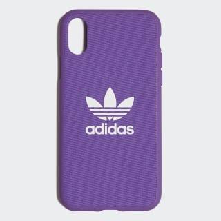 Funda iPhone X Moulded 5,8 pulgadas Active Purple / White CL4893