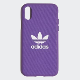 Funda iPhone X Moulded Active Purple / White CL4893
