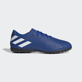 Chuteira Nemeziz 19.4 Society Football Blue / Cloud White / Core Black F34526