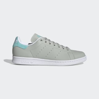 Stan Smith Shoes Ash Silver / Easy Mint / Cloud White EE5794
