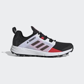 Terrex Speed LD Shoes Core Black / Core Black / Active Red BD7721