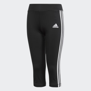 Tight 3/4 Training Gear Up Black/White BQ2873