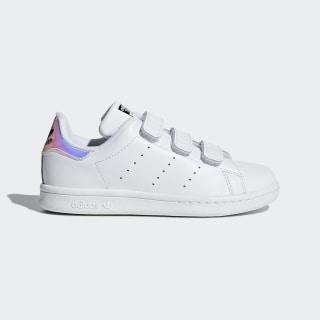 Stan Smith Shoes White / Metallic Silver / White AQ6273
